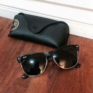 Ray Ban Clubmaster Large frame NWOT